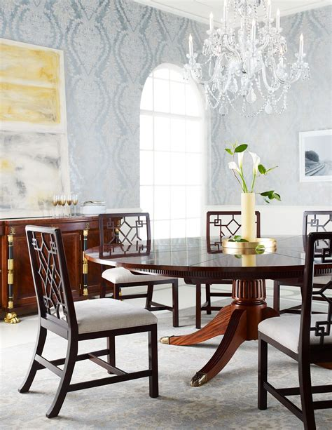 Stately Homes Dining Room From Baker Furniture Stylish
