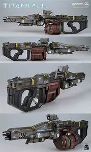 ThreeZero Update Shows Titanfall Atlas Weaponry The