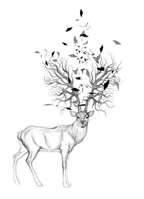 Pin by Collective Of Sam on Iphone wallpapers in 2019 | Elk tattoo, Feather tattoos, Moose tattoo