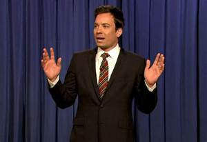 How you can watch Jimmy Fallon practice his daily ...