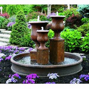 Urn, And, Jar, Fountains, Archives