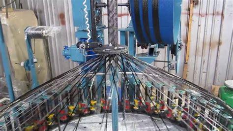 braiding machine  carbon fiber sp   youtube