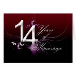 anniversaire de mariage 14 ans anniversaire 14 ans cartes invitations photocartes et faire part anniversaire 14 ans