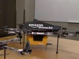 Amazon Prime Delivery Air Drone