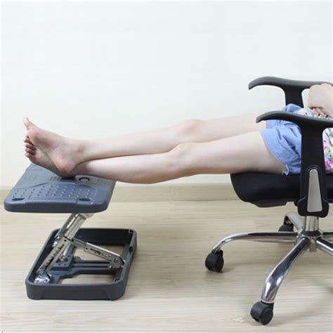 under desk foot stool foot stool for desk amazon com smagreho portable