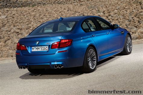 M5 Pricing by M5 Pricing And Ordering Details Dealers Taking Orders