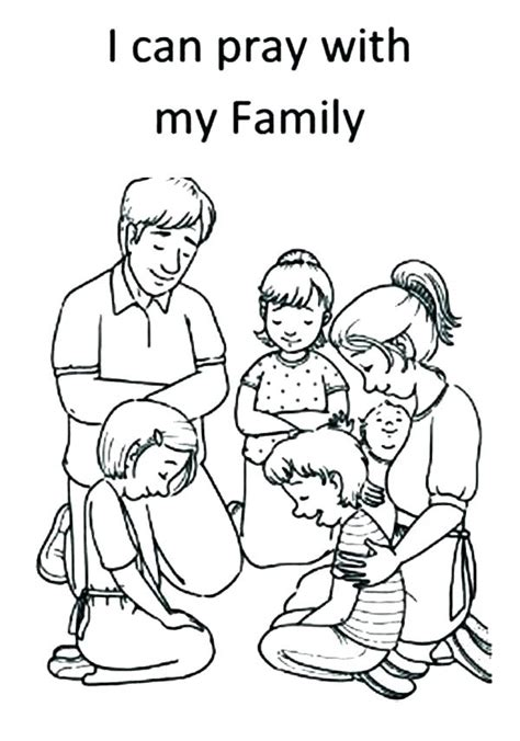 family coloring pages  getcoloringscom