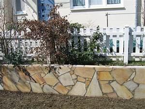 Gartenmauern Aus Naturstein : gartenmauern aus naturstein oder betonmauern gr ner leben ~ Sanjose-hotels-ca.com Haus und Dekorationen