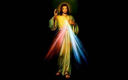 Jesus Christ Wallpapers Desktop Mercy Divine Blessing