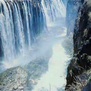 Famous Waterfalls in Southern Africa