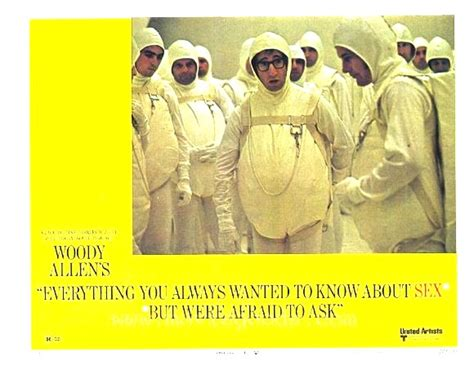 Everything You Always Wanted To Know About Sex Poster 1 The Woody Allen Pages
