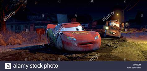 Lightning Mcqueen & Mater Cars (2006 Stock Photo, Royalty