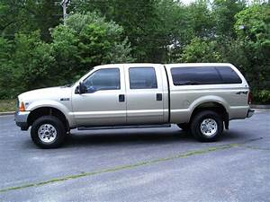 2001 Ford F250 Xlt 4x4 Crew Cab Short Bed V10 Low Miles Drives Well No Reserve