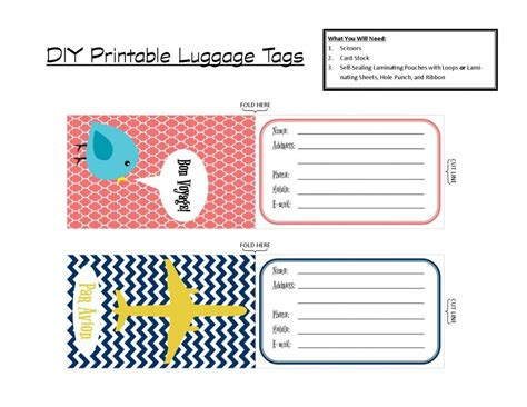 printable tags    mind ive created  set