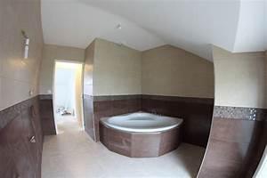 Carrelage Salle De Bain Couleur : carrelage salle de bain gedimat ~ Melissatoandfro.com Idées de Décoration