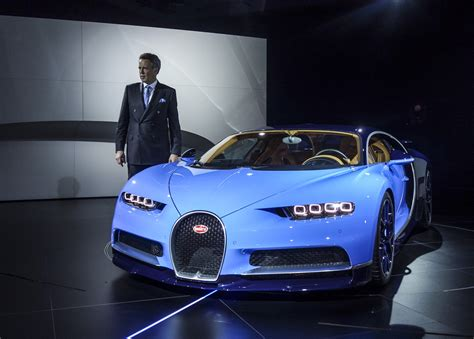 The chiron is the most powerful, fastest and exclusive production super sports car in bugatti's brand history. Bugatti Chiron, the world's fastest and most expensive car ...