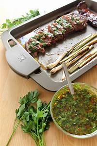 Como hacer salsa chimichurri, receta argentina del blog ...