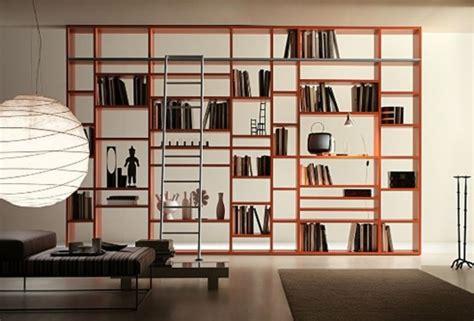 modern minimalist library room decorating  selecta