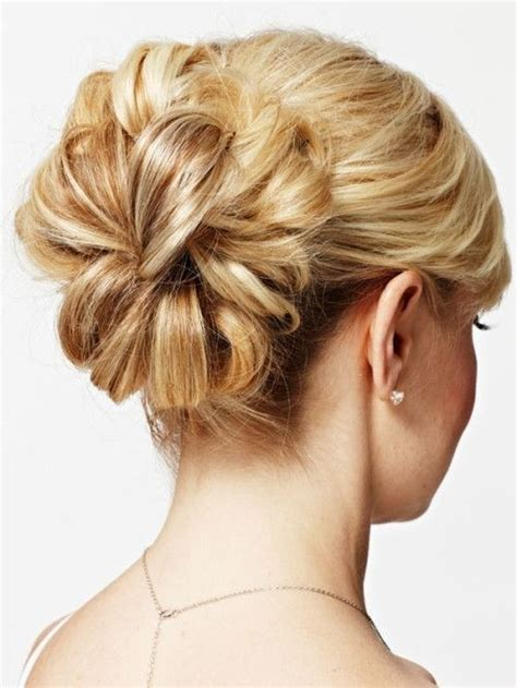 Bridesmaid Updo Hairstyles For Hair by 30 Bridesmaid Hairstyles For Hair Popular