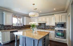 kitchen cabinet refacing ideas refacing or refinishing kitchen cabinets homeadvisor