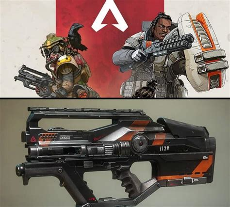 apex legends  weapon  star revealed kill ping