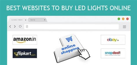 buy led lights online 14 best websites to buy led lights online led lights in