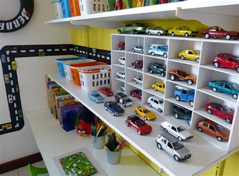 unik tempat koleksi mainan mobil mobilan anak  keren