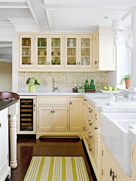 best 20 yellow kitchen cabinets ideas on