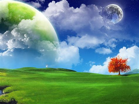 3d Nature Background Download