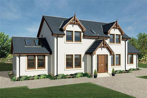 Home Design Uk : Scotframe Timber Frame Homes Portfolio