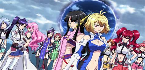 tanggal rilis anime angel of death jadwal rilis game cross ange telah diumumkan