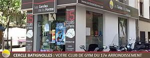Découvrez le Cercle Batignolles, votre club de gym Paris 17