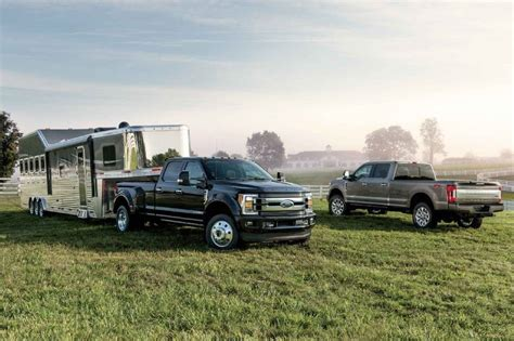 ford super duty diesel specs
