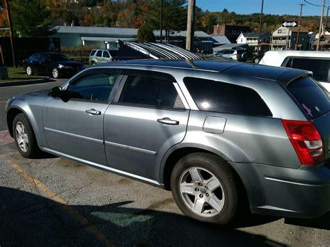 Dodge Magnums For Sale by 2007 Dodge Magnum Wagon V6 For Sale In Barre City Vermont