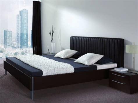 chambre noir et blanche deco chambre et blanche idées de décoration et de