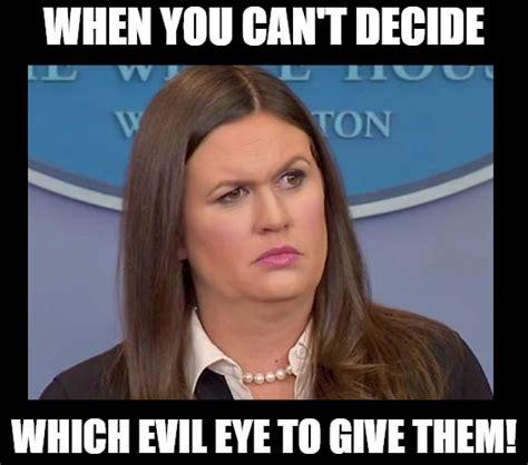 Sarah Huckabee Sanders Memes - sarah huckabee sanders imgflip