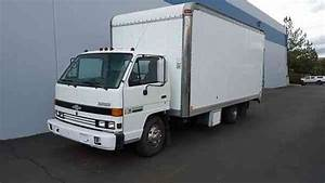 Chevrolet C40 Tiltmaster  1993    Van    Box Trucks