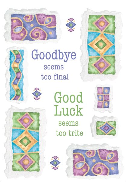printable goodbye cards farewell cards for employees and co workers shop today