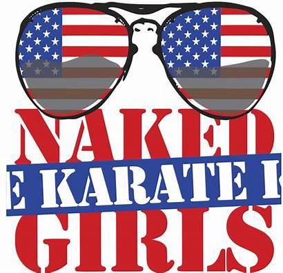 Sunglasses Clipart Patriotic Transparent Naked Karate Rockin