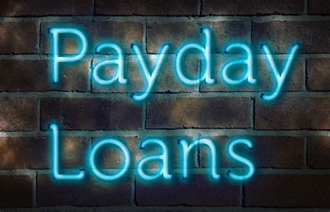 How ,500 In Payday Loans Turned Into k Of Debt