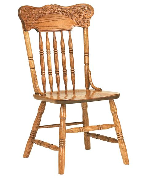 pressback chairs and table meadow pressback dining chair amish direct furniture