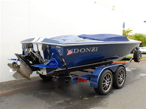2007 donzi 22 classic shelby gt boat 138277