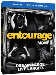 Entourage The Movie – Digital HD, Blu-ray Combo Pack and ...