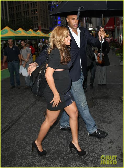 Full Sized Photo of beyonce baby bump nyc 05 | Photo ...