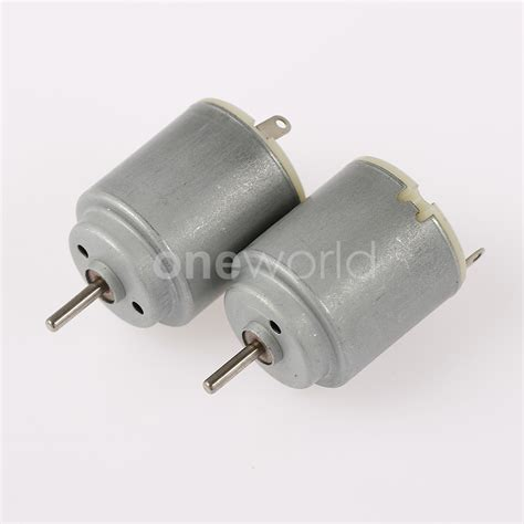2000 rpm car motor dc 3v 6v 2pcs for arduino diy electric ebay