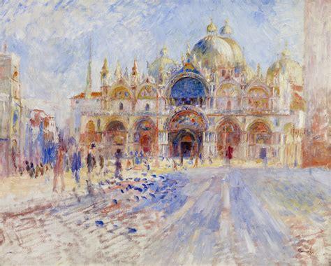 Filepierre Auguste Renoir The Piazza San Marco Venice