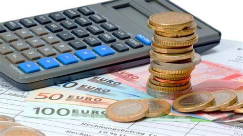 haushaltsrechnung erstellen finanzen bemessen