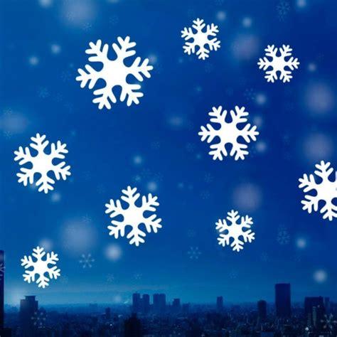 Weihnachtsdeko Fenster Schneeflocke by Fensterdeko Zu Weihnachten 104 Neue Ideen Archzine Net