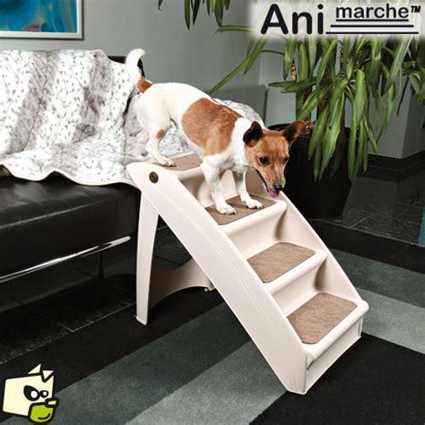 escalier pliant pour chien ag 233 handicap 233
