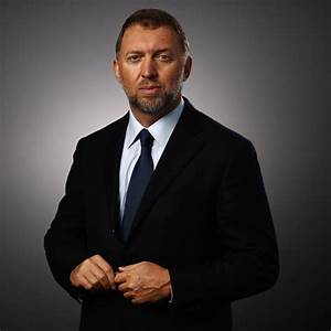 Russian Oligarch Sues the U.S. Over Sanctions…